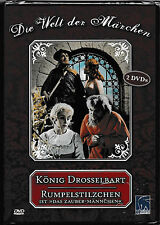 König Drosselbart / Rumpelstilzchen  *2-DVD* DEFA Märchen 141 Min.  NEU+OVP!
