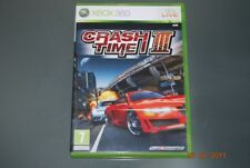 Crash Time III Xbox 360 UK PAL **FREE UK POSTAGE**