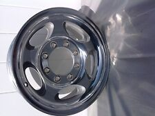 "Ford E250 E350 VAN OEM 16"" Alloy Wheels 8 Lug SET Rims 95 14 5 ovals 8x165"