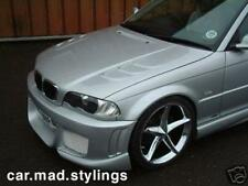 SAVAGE STYLE BONNET VENTS/SCOOP/AIR INTAKE BMW E46 UNIVERSAL  track/rally cars