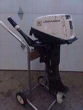 Johnson 6 HP SS Tiller Outboard Motor Boat Engine 4 5 7.5 8 9.9 10 Manual Start