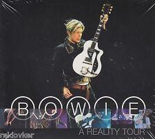 David Bowie / A Reality Tour 2003 - Greatest Hits Live, Bonus Tracks (2 CDs,NEU)