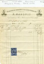 Paris II 59 Passage des Panoramas Chocolaterie MARQUIS - Comtesse Nicholaï 1877