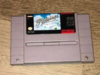 Pilotwings Super Nintendo Snes Cleaned Tested Authentic