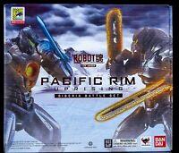 Pacific Rim Obsidian Fury Gypsy Avenger Siberia Battle SDCC 2018 Bandai Tamashii