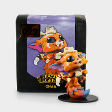 Lol League of Legends The Missing Link Gnar Pvc Figure Statue New In Box