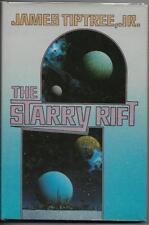 The Starry Rift by James Tiptree, Jr. TOR (1986)  Harback w/Jacket BCE