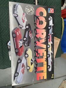 Corvette Plastic Model Kit