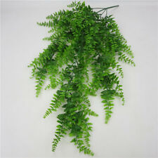 Artificial Flowers Pine Needles Fake Vine Plants Leaves Wall Hanging Decoration