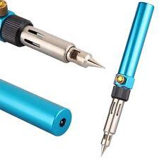 Газ паяльная термобур нос пистолет, заправляемая бутаном кнутовище аппарат lw