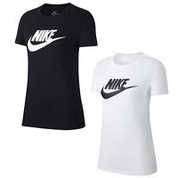 Nike Sportswear Essential Damen T-Shirt Trainingsshirt Laufshirt