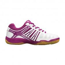 Forza Leander Womens Badminton Shoe White/Purple