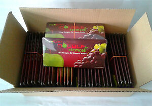 60x PhytoScience Double Stem Cell Apple Grape Anti Aging Expiry 2023 Express