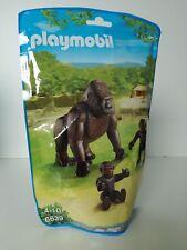 Playmobil 6639 - Animal series: Gorillas (MISB, NRFB, OVP)