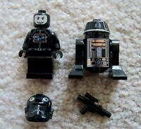 LEGO Star Wars - Rare - R5-J2 Droid & Tie Fighter Pilot - From 9492