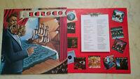 Kansas the Best Of Original Epc Epic Vinyl LP + Innersleeve 1984