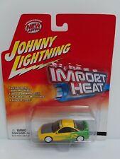Johnny Lightning Import Heat Acura Integra Type R Yellow Green HTF