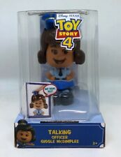 Disney Pixar Toy Story 4 Talking Officer Giggle McDimples *BRAND NEW* 3+