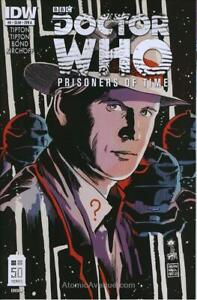 Doctor Who: Prisoners of Time #5A VF/NM; IDW | save on shipping - details inside