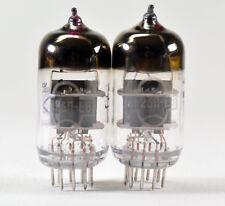 2 x 6N23P-EV / E88CC / 6DJ8 RUSSIAN REFLEKTOR TUBES NEW NOS