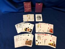Vintage Gypsy Witch Fortune Telling Cards Tarot Card Madame Le Normand