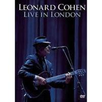 Cohen, Leonard - Live in London Nuovo DVD