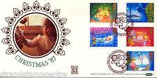1987 Navidad-Benham Oro (500) Oficial