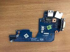 Dell Latitude E5430 USB VGA RJ45 réseau LAN ETHERNET I/O Board LS-7901P 4M3HJ