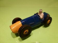 DINKY TOYS 234 FERRARI RACE CAR No 5 - F1 - BLUE 1:43? - GOOD CONDITION