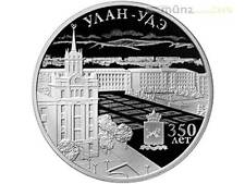 3 Rubel 350th Anniversary Foundation of Ulan-Ude Russland 1 oz Silber PP 2016