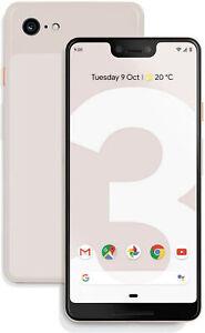 Google Pixel 3 | Grade A+ | Unlocked | Pink | 64 GB | 5.5 in Screen