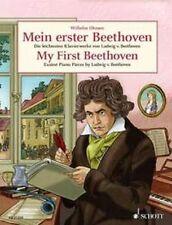 Ohmen: Mein erster Beethoven - Spielbuch Klavier (ED 22359) 978-3-7957-0912-9