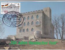 Maximumkarte - Hambacher Fest SSt Neustadt (Weinstr.) 27.5.82
