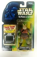 Star Wars POTF 1997 Gamorrean Guard from Jabba's Palace NIB w/ Vibro Axe Sealed