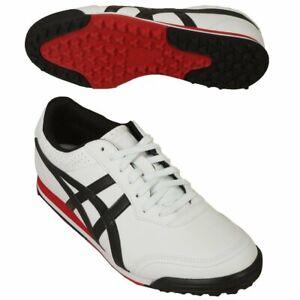 Asics Japan Golf Shoes GEL PRESHOT CLASSIC 2 Soft Spike TGN915 White Black NEW