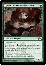 MTG Magic GTC - Wasteland Viper/Vipère des terres dévastées, French/VF