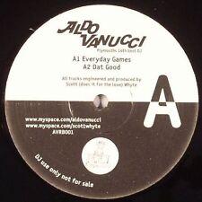 "Aldo Vanucci - Everyday Games 12"""