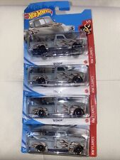 2021 Hot Wheels 52 Chevy Lot Of  4 Short Card