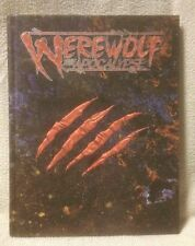 WEREWOLF THE APOCALYPSE A Storytelling Game of Savage Horror RPG Book White Wolf