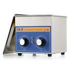 Ultrasonic Cleaner With Heater And Timer 1/3 Gallon Ultrasonic Cleaning Machine
