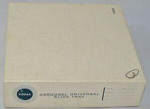 Kodak Carousel Transvue 80 Projector Slide Tray w/ box 35mm vintage original