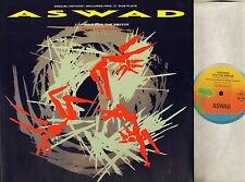 ASWAD chasing for the breeze 12 ISX 160 uk island DOUBLE LP PS VG/EX