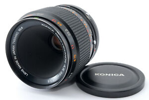 [AS IS] Konica Macro-Hexanon AR 50mm f/3.5 Manual focus Lens From Japan