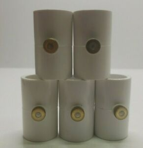 5 ORBIT SPLIT SECTION COUPLINGS WITH METAL MISTING NOZZLES #10112
