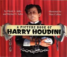 A Picture Book of Harry Houdini by Michael S. Adler and David A. Adler (2010,...