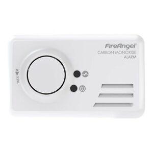 FireAngel CO-9BQ Wireless Carbon Monoxide Alarm 7 Years Free Shipping