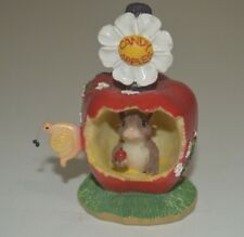 Teeny Tiny Tales Get Your Candy Apple Here Miniature Figurine by Fitz and Floyd