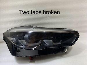 2019 2020 2021 BMW X5 OEM Headlight Right Passenger Full  LED 9481 788 03