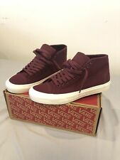 Vans Court Mid (Canvas) Port Royale NIB Mens Size 8 Skateboard Casual