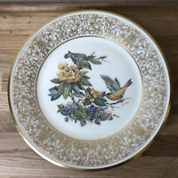 """Vintage Set Of (4) Lenox Boehm Bird 10.63"""" Porcelain Collector Plates Excellent"""
